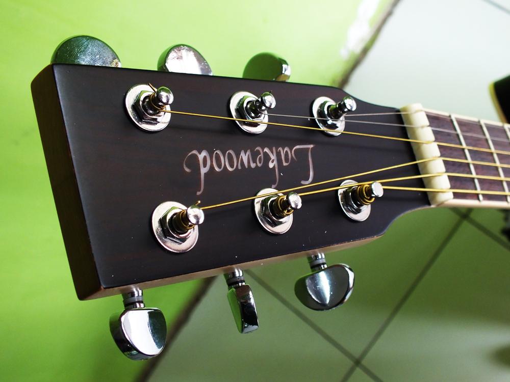 LAKEWOOD2 Gitar Lakewood Sungha Jung Custom
