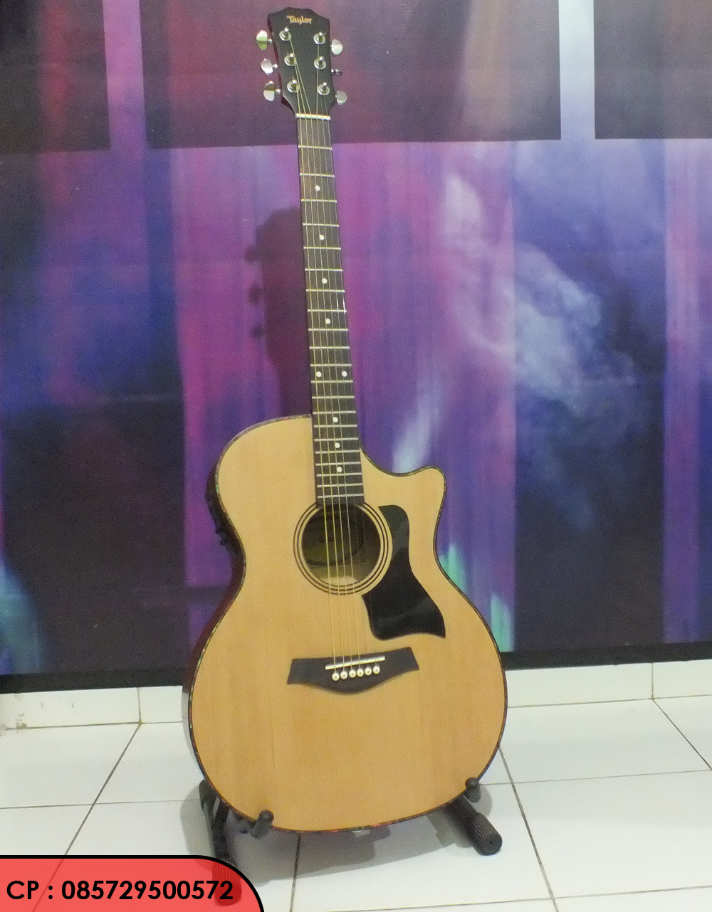Jual Gitar Taylor 314 NEW TAYLOR3 TAYLOR5